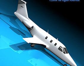 Eclipse jet 3D