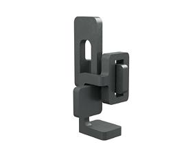 modern sculpture 3D asset low-poly