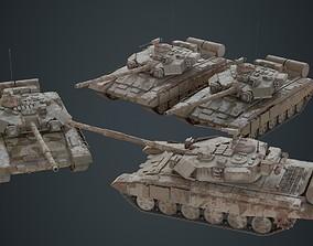Tank 1C 3D asset