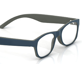 Eyeglasses for Men and Women sun sunglasses 3D print model