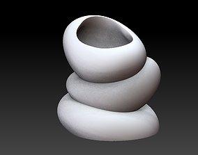 Extended pot 14 3D print model