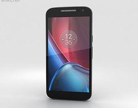 Motorola Moto G4 Black 3D