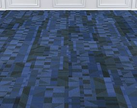 3D model Wall to Wall Carpet Tile No 6