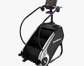 GAUNTLET Series StepMill StairMaster gym treiner 3D model