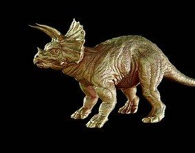 3D print model Triceratops dinosaur pendant jewel