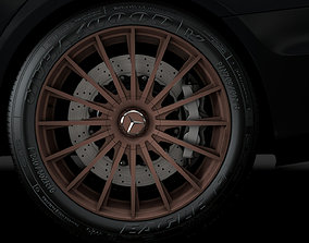 3D Mercedes-AMG S 65 Final Edition 2019 wheel
