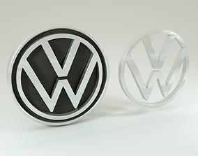 Volks logo 2021 3D
