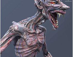 3D asset Mister Vampire