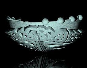 The Apprentice Knot Bowl 3D printable model