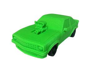 Holden Torana A9X Supercharger 3D print model