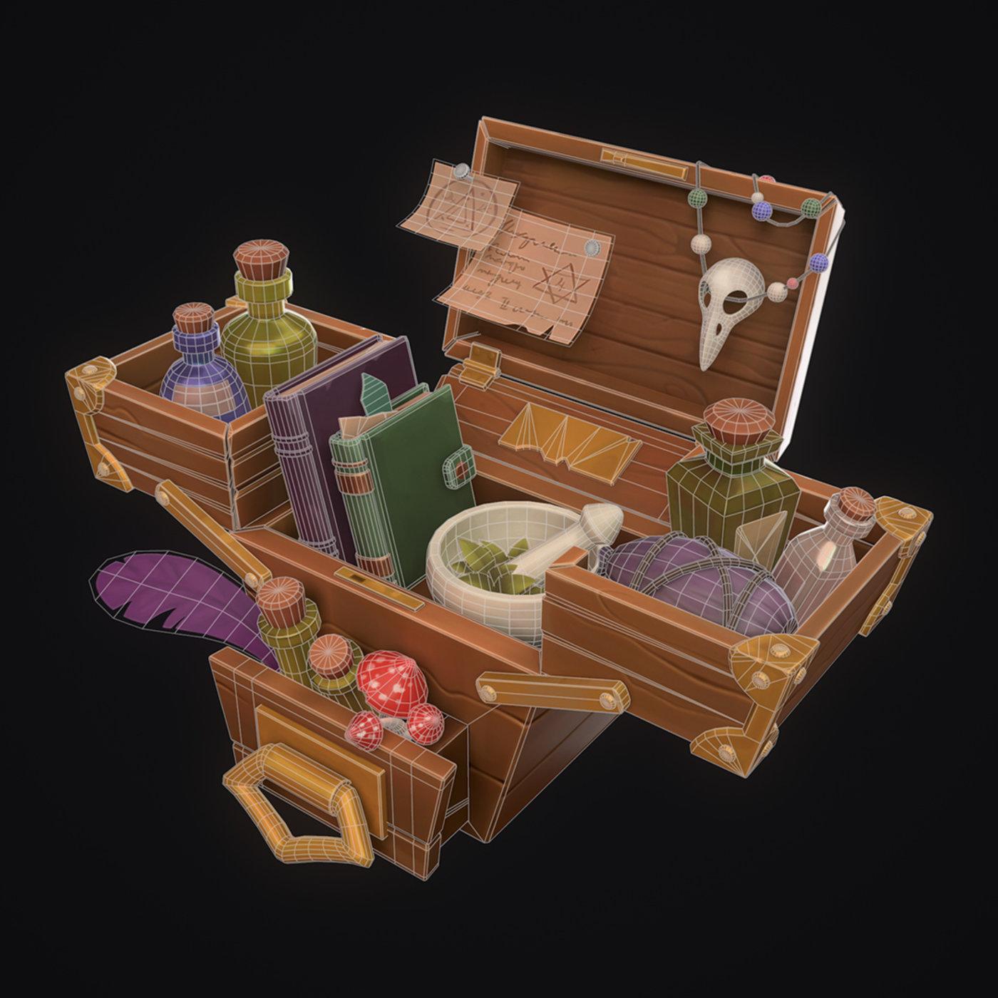Alchemy Chest