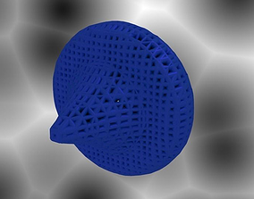 Toupie Math Art 3D print model