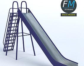 3D model Park slide 2