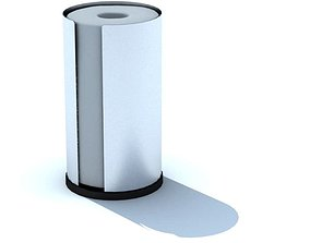 3D model Neat Paper Towel Holder
