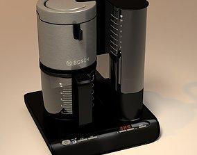 bosch coffee maker 3D