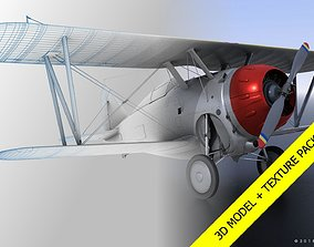 GRUMMAN F2F-1 with texture pack 3D model