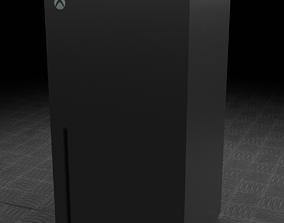 Xbox Series X 3D asset game-ready