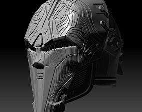 SWTOR Lord Adraas Sith Acolyte Helmet 3D printable