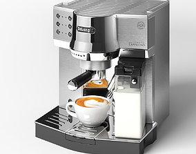 DeLonghi EC 850 M Coffee Machine 3D