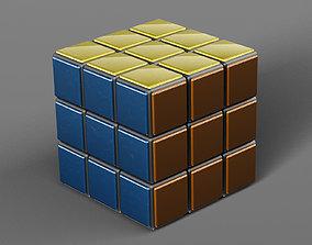 3D model 3d Rubiks Cube