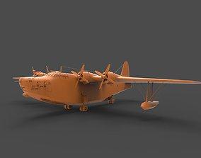 3D print model Kawanishi H8K