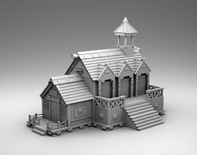 House of vikings 3dprint 3D print model