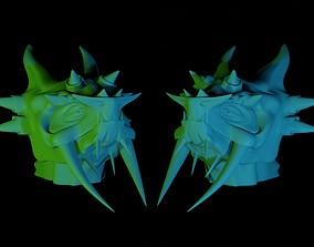 Dragon Head scifi 3D model