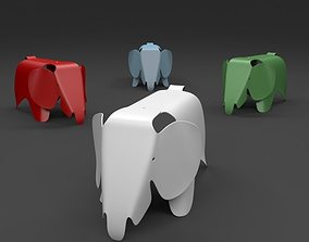 Eames Elephant 3D print model
