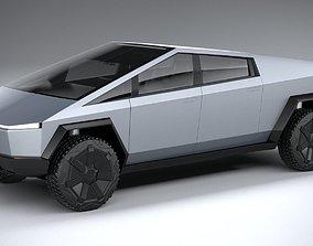 Tesla Cybertruck 2022 3D model
