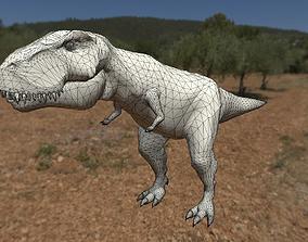 3D Dinosaur T-REX