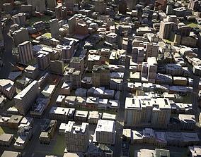 3D asset City 22