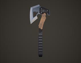 3D asset Survival Hatchet
