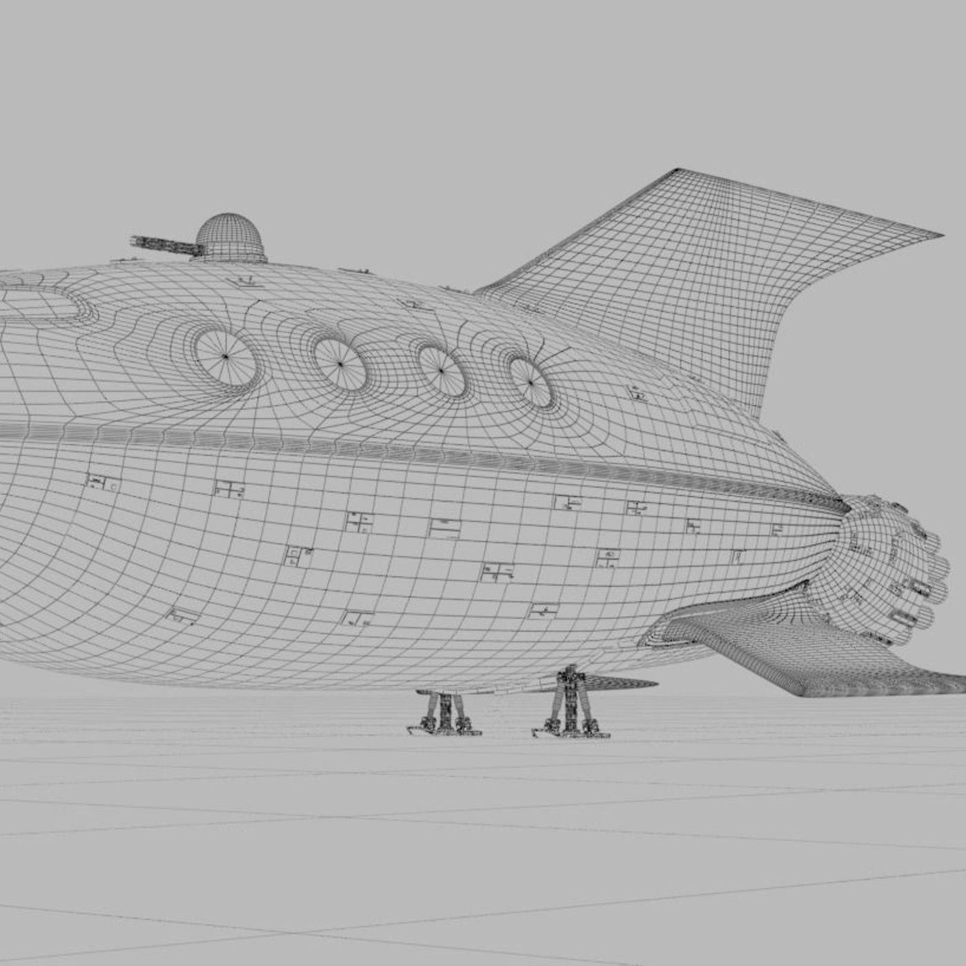 Futurama Ship
