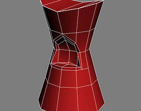 3D model Tokyo Pop Driade Stool