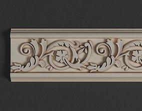 3D Freize Torus Style art 695