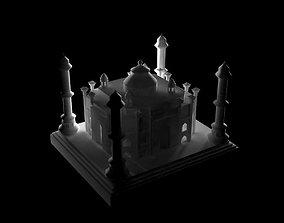 3D model TAJMAHAL