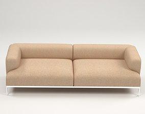 Bens sofa 3D model