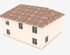 Private house 2 3D asset
