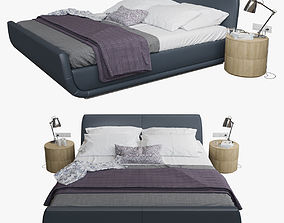 3D CACCARO DODO Bed