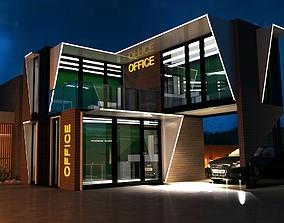 Modular office 3D