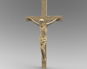 3D print model Catholic Cross