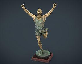 3D model Runner Trophy