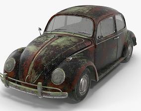 Volkswagen Fusca 3D