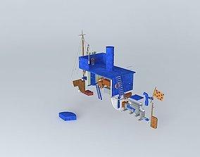 3D ARGO NAUTIX Mary part 1 of 3