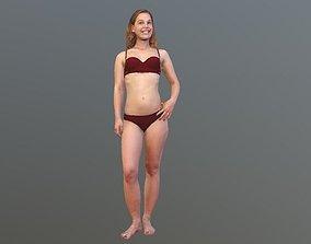 3D No158 - Bikini Girl
