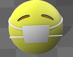 smiley gift 3D printable model Emoji