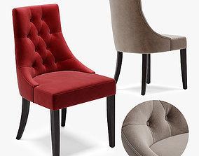 Chair Dining B 3D model