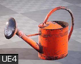 Watering Can UE4-Ready 3D model