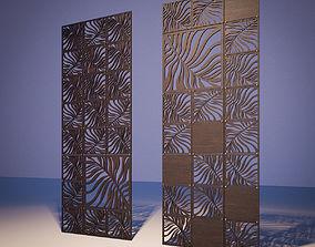 partition decor 3D