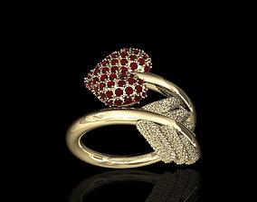 Love Arrow Ring 3D printable model